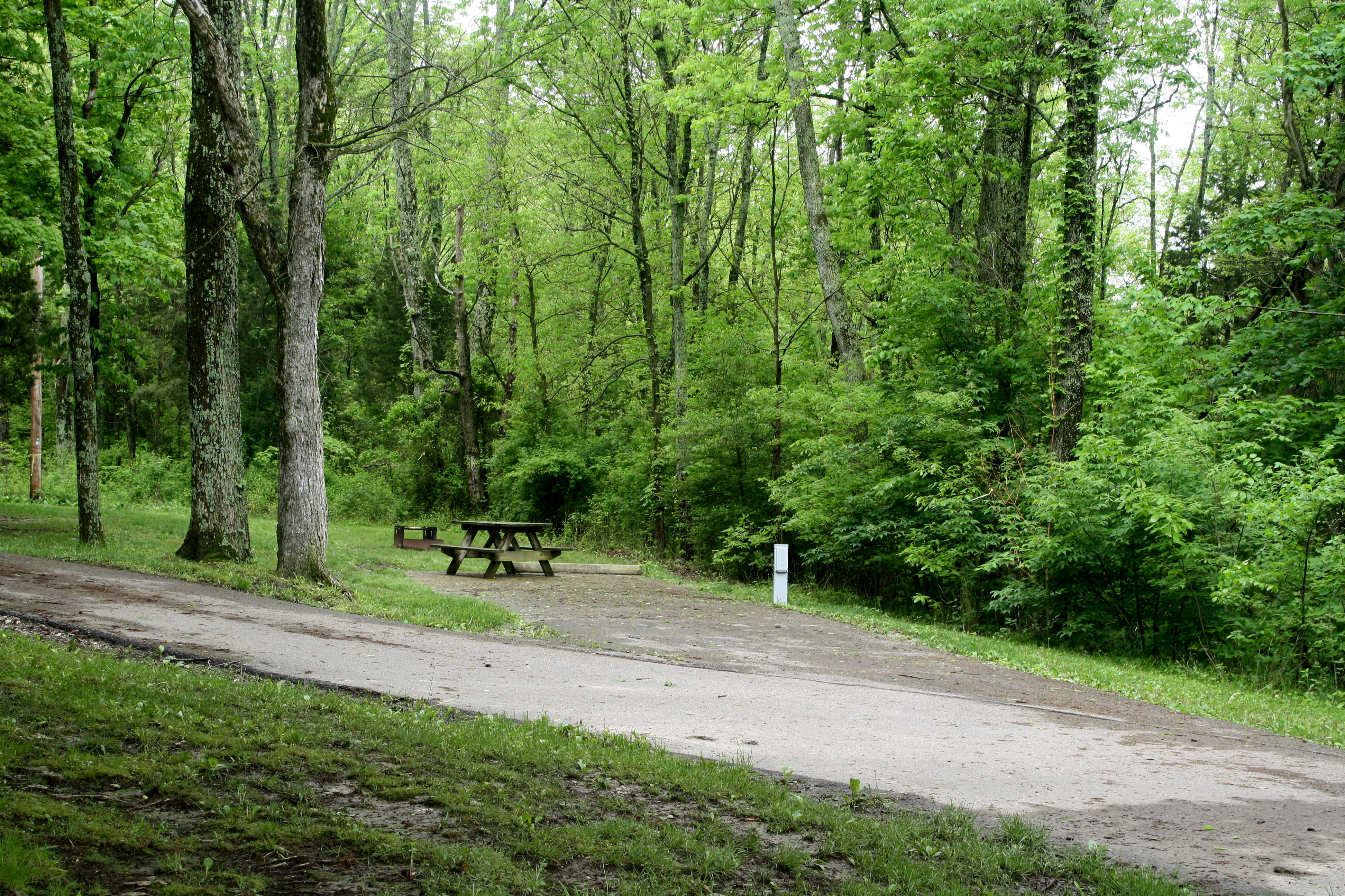 Versailles State Park Crazy4camping