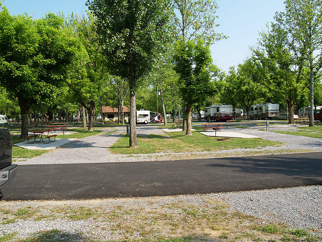Cross Creek Camping Resort Alum Creek Crazy4camping