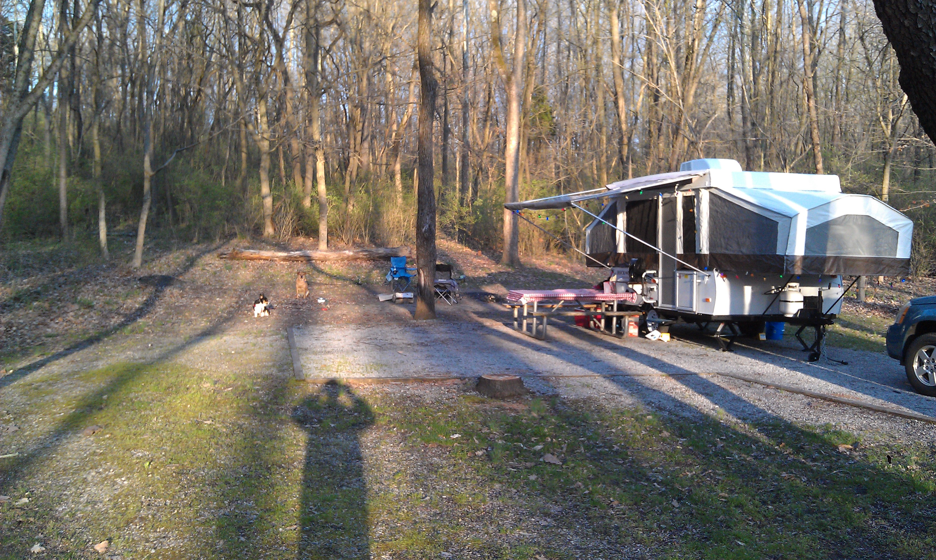 Miami Whitewater Forest Campground Harrison Oh