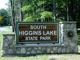 higgins stateparksign