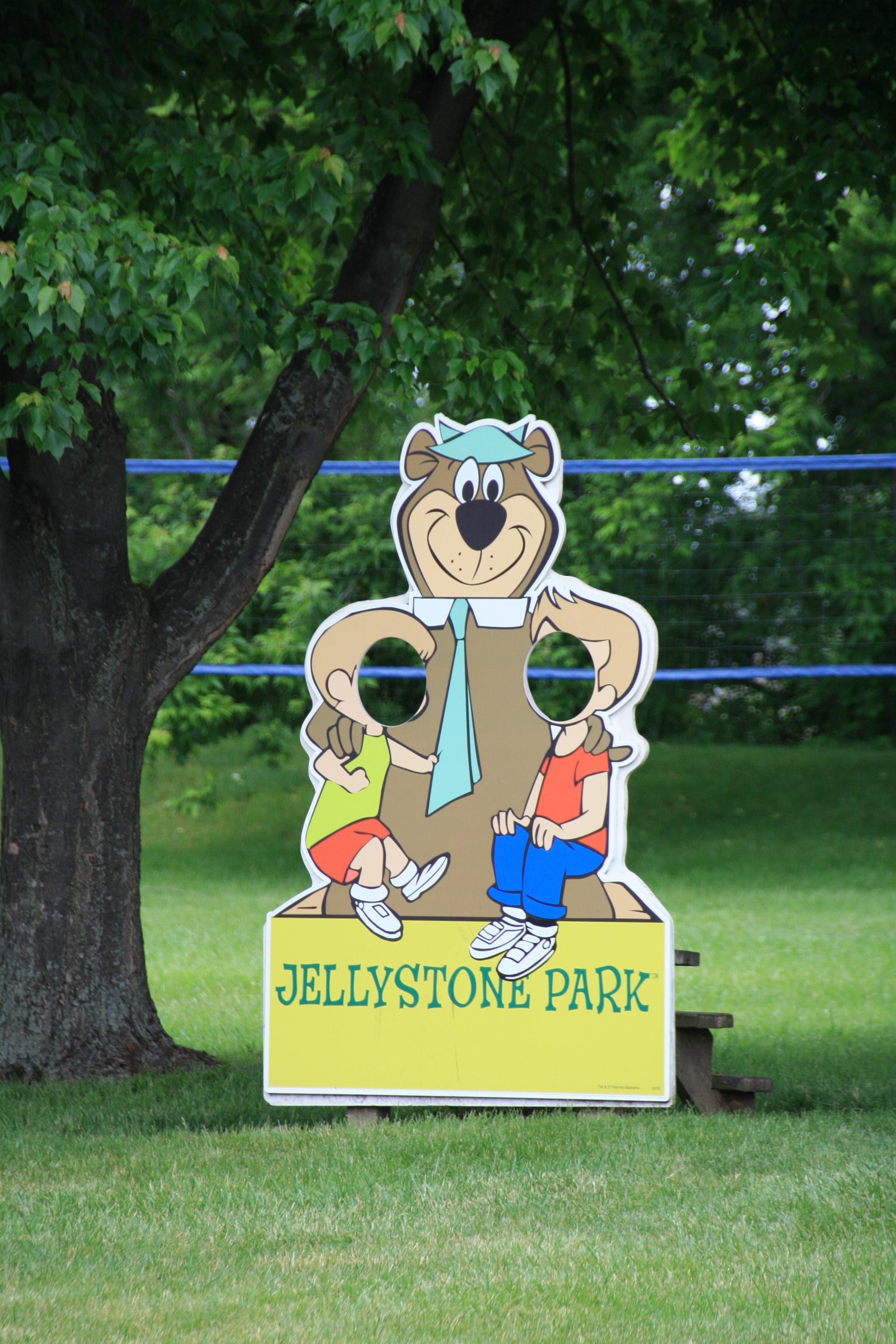 Yogi Bear S Jellystone Park Frankenmuth Mi Crazy4camping