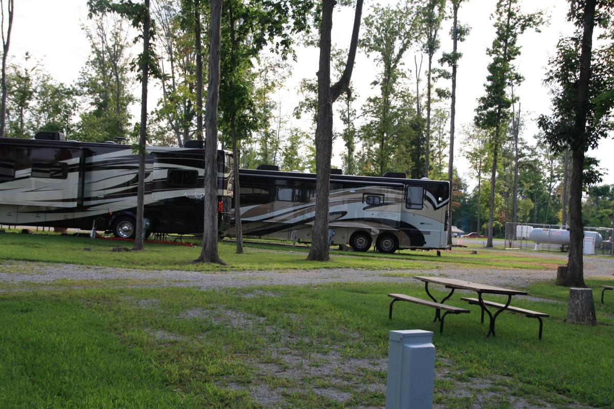 Bluffton Fort Wayne South Koa Indiana Crazy4camping