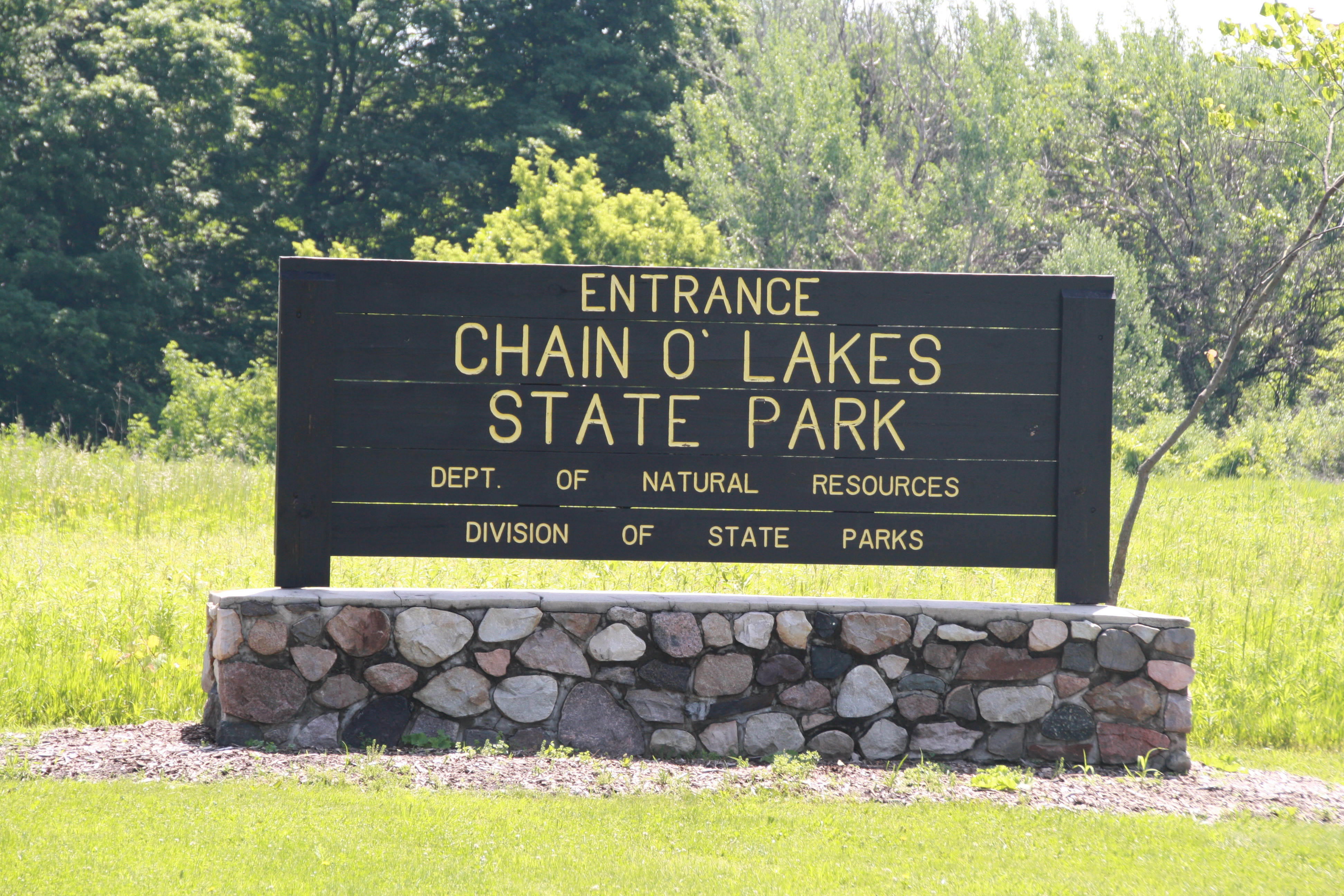 Chain O Lakes Campground Albion In Crazy4camping