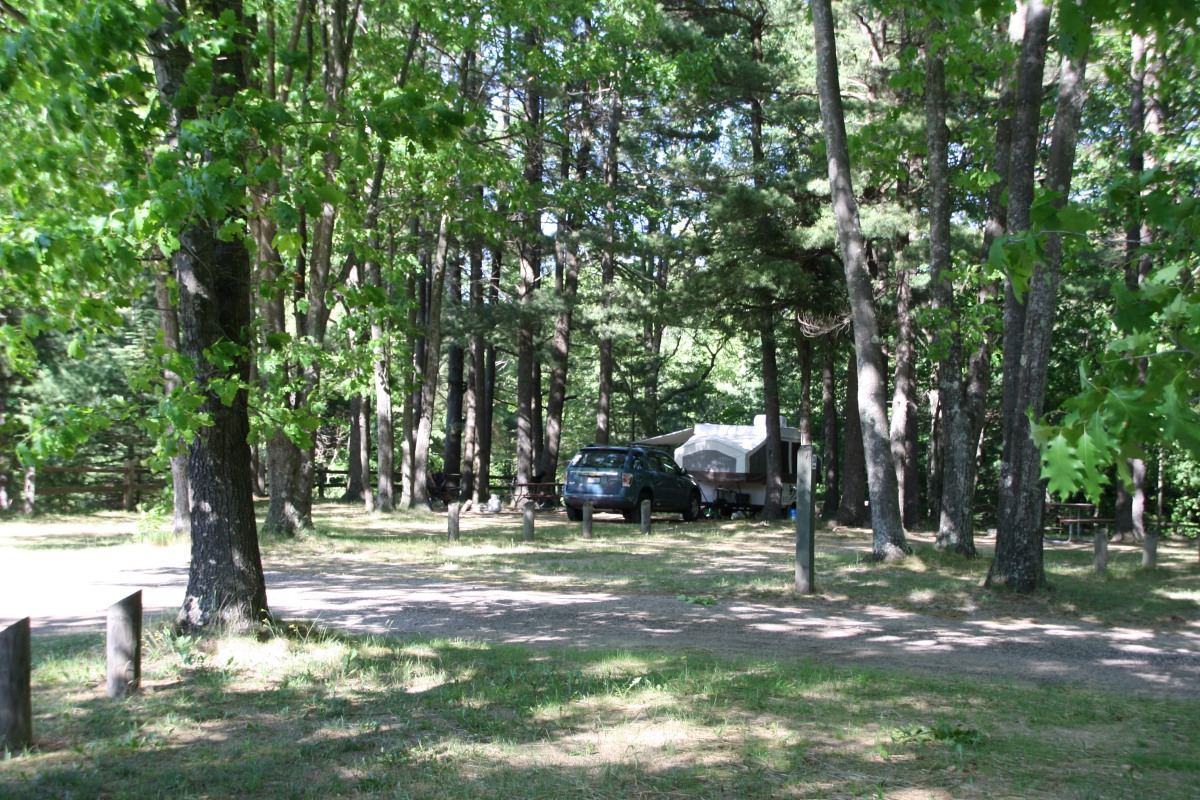 White River Rv Park And Campground Montague Mi