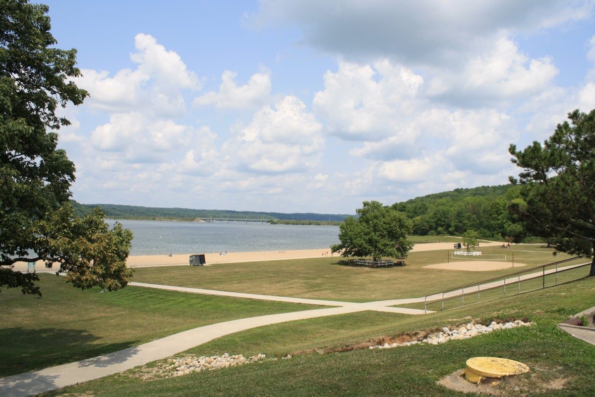 Brookville Lake State Park Indiana Crazy4camping