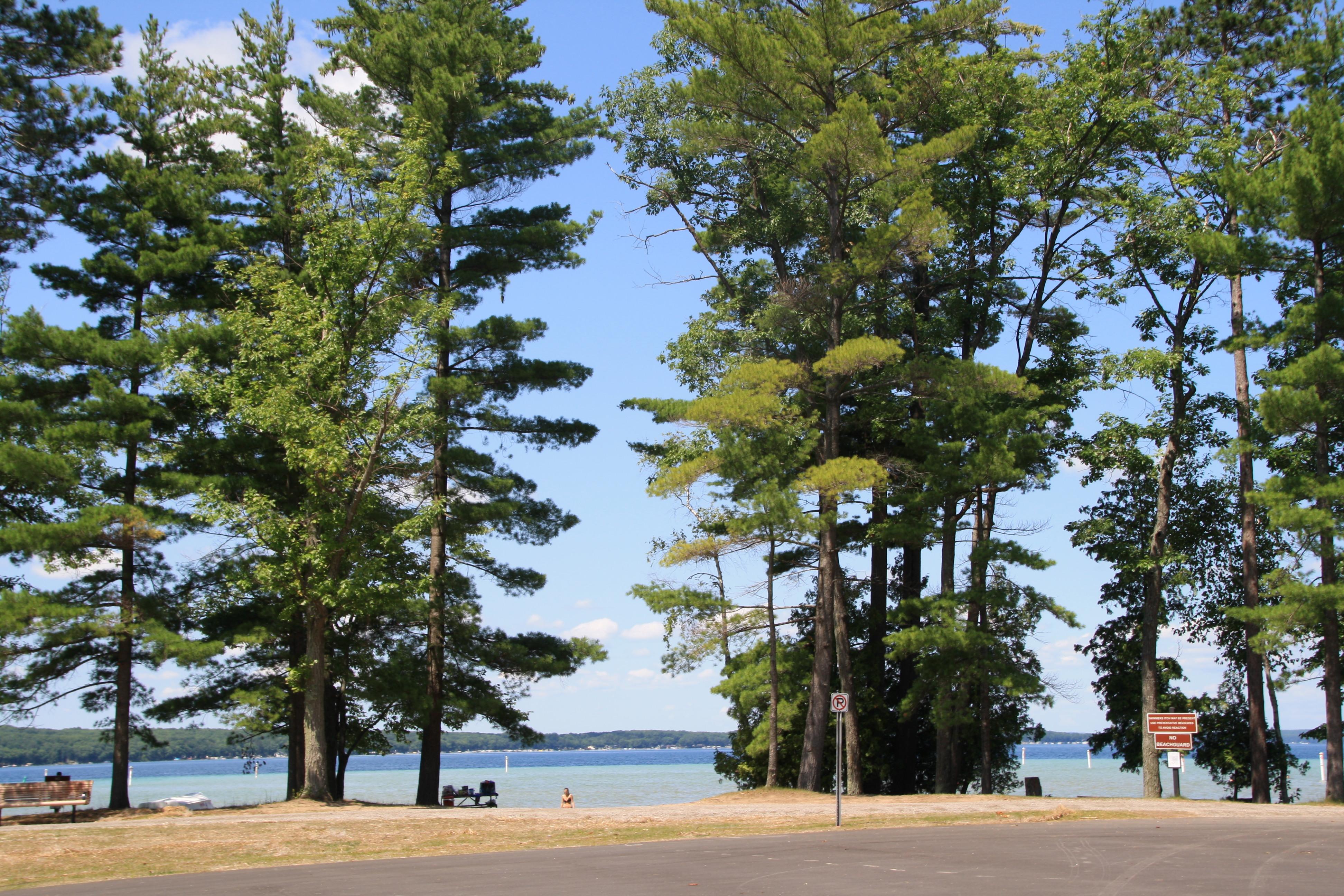 North Higgins Lake State Park Roscommon Mi Crazy4camping
