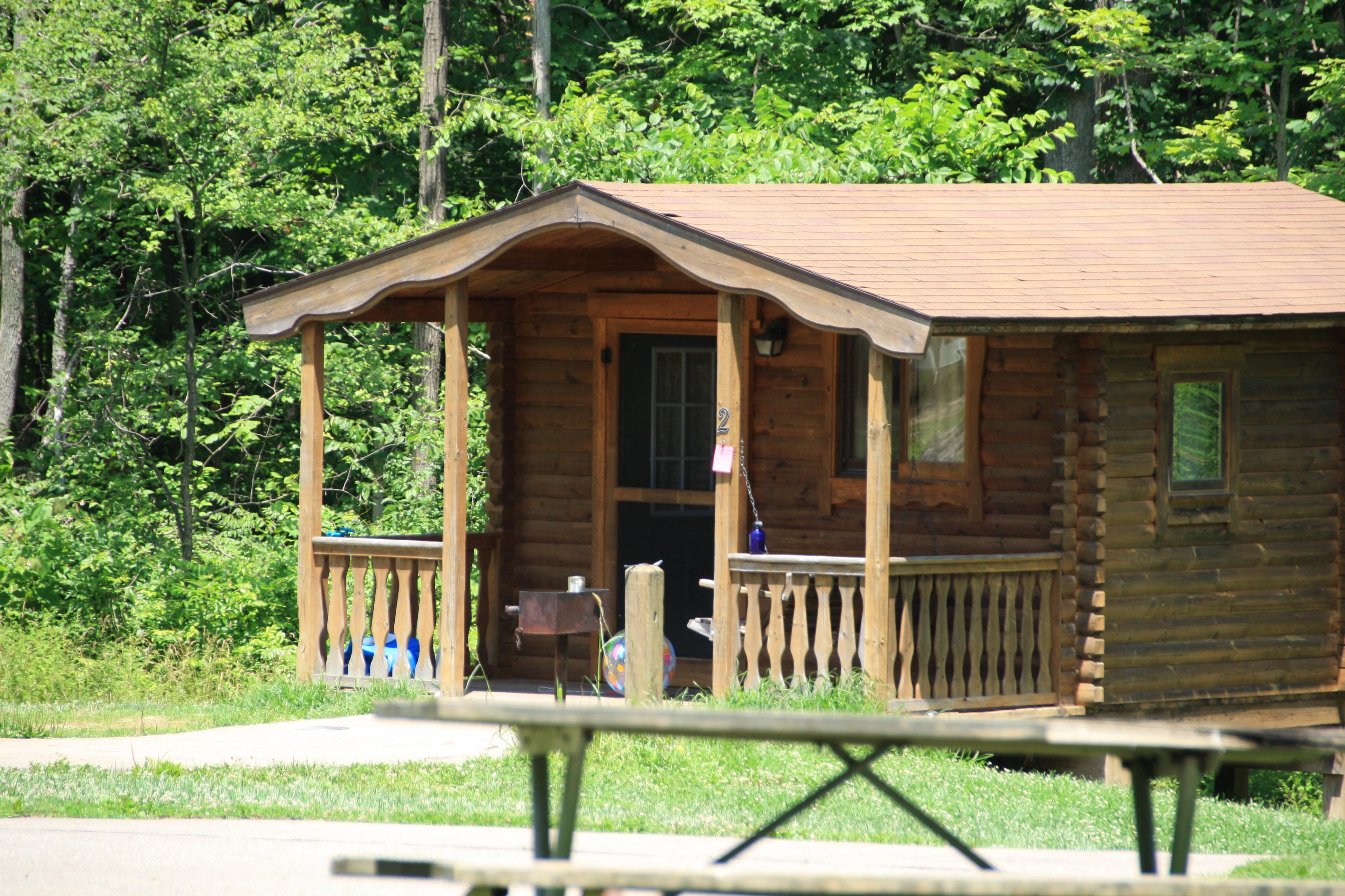 Hueston Woods- College Corner OH   crazy4camping