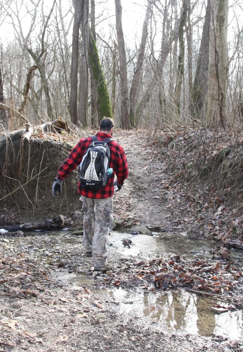 Twin Valley Trail Twin Creek Metroparks Germantown Oh