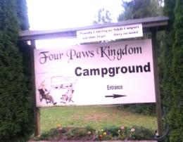 Four Paws Kingdom, RutherfordtonNC