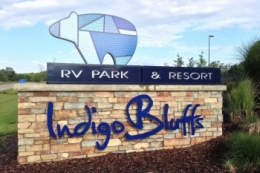 Indigo Bluffs RV Park, Empire MI
