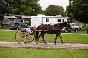 Kentucky Horsepark Campground Lexington Crazy4camping