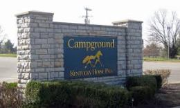 Kentucky Horsepark Campground, Lexington