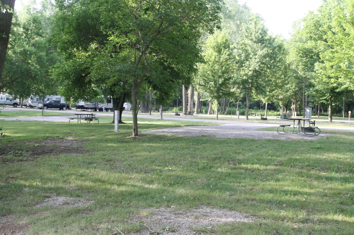 Lewis And Clark State Park Onawa Ia Crazy4camping