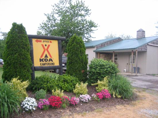 Campground Review Indianapolis Koa Crazy4camping